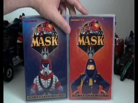 6f9d3a0711 M.A.S.K. Complete Collection DVD Set - YouTube