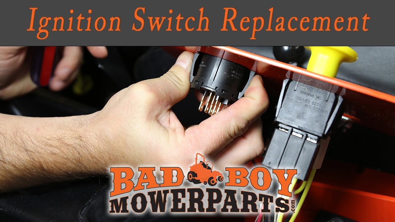 gf1800 kubotum key switch wiring diagram [ 1280 x 720 Pixel ]