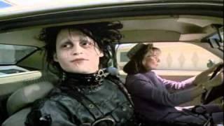 Edward Scissorhands - Trailer - (El Joven Manos de Tijera)