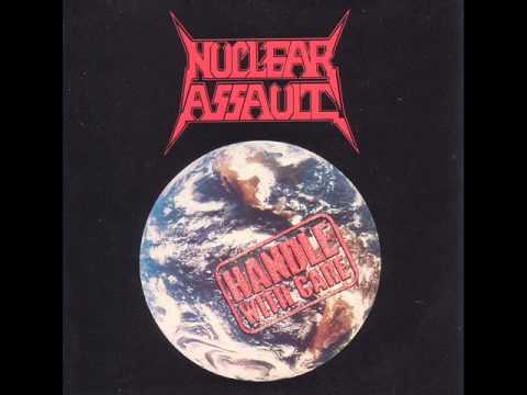 Nuclear Assault - Handle With Care (Full Album)