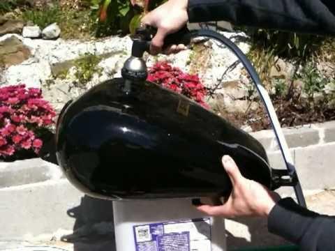 honda rebel  extra capacity gas tank  vent  vent tube youtube