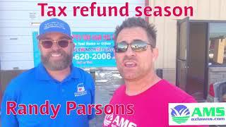 It's Tax Refund Season!