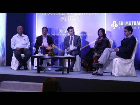 SBI Mutual Fund – Investment Next- Retirement Funds Conclave  - Panel discussion
