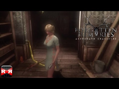 Forgotten Memories : Alternate Realities - Secret Clothes / More Weapons Walkthrough Gameplay