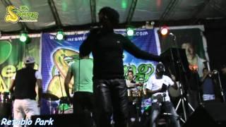 Mayimbe - La Diabla - Rumba De Mr SwinG - Retablo Park 27-08-11
