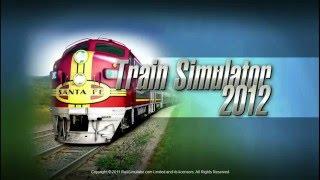 Railworks 3 TS 2012 - Gameplay#1 - Game