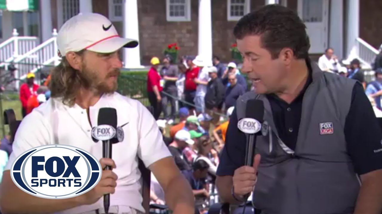 Tommy Fleetwood on his Friday at Shinnecock Hills | 2018 U.S. OPEN