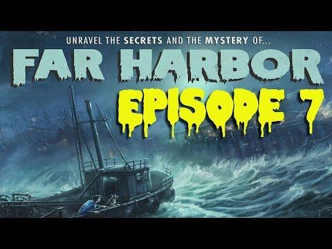 FALLOUT 4 (Far Harbor) #7 : JUSTICE! (Hopefully)