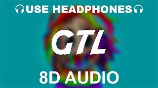 6ix9ine - GTL (8D AUDIO)