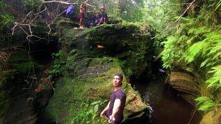 Alphamales: Mt.natib-pasukulan Falls