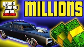 GTA MONEY!!★GTA 30 PLAYER MONEY JOBS!!★GTA CAR MEET★(GTA MILLIONS+GTA MONEY JOBS+GTA CAR MEET)