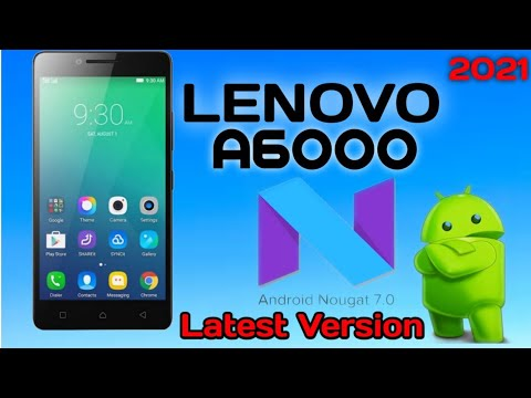 HOW TO UPDATE LENOVO A6000 TO NOUGAT IN JUST (2MB) IN HINDI by FactToid