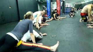 2011-12-23 SANDA一字馬練習 II.MOV