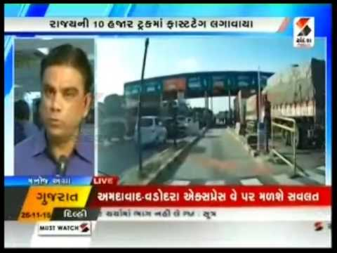 After The Toll Free Term, All Toll Booths In Gujarat To Operate Using FasTags