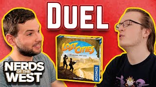 Duel: Lost Cities