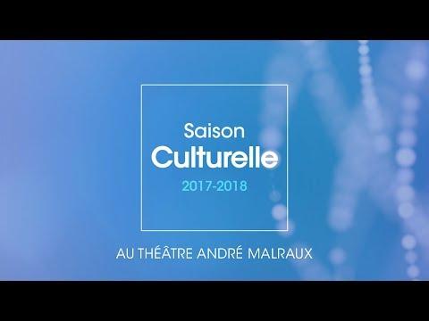 Saison Culturelle 2017-2018, du Théâtre André Malraux (Gagny)
