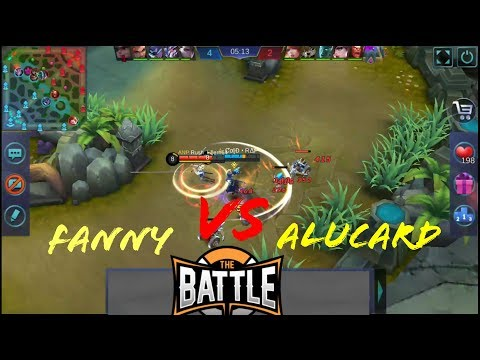 FANNY VS ALUCARD (COLD - BOCAH 14 TAHUN ) Who Is To Be Winner?
