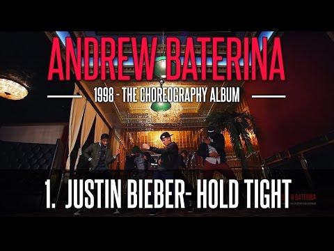 Andrew Baterina Choreography - 1998 | 1. HOLD TIGHT | @justinbieber