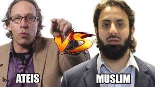 Momen Terbaik Debat Hamza Tzortzis vs Prof Lawrence Krauss (Ateis vs Muslim)