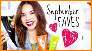 September Favorites 2014!! Thumbnail