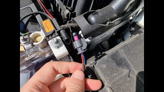 자동차의 배터리 충전이 잘 안될 때  IBS센서 초기화…