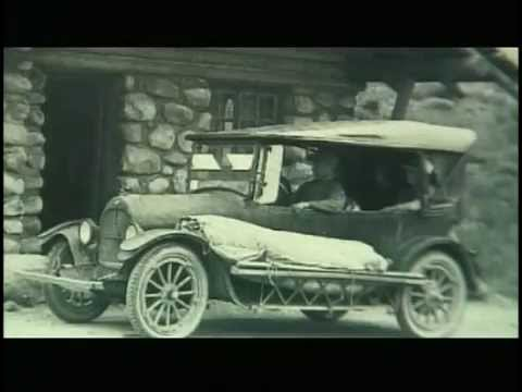 """""""The History Of Yellowstone II - Dudes And Sagebrushers"""" - Camping, Lodging, And Transportation"""
