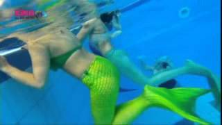 Kika Live - Jess wird zur Meerjungfrau