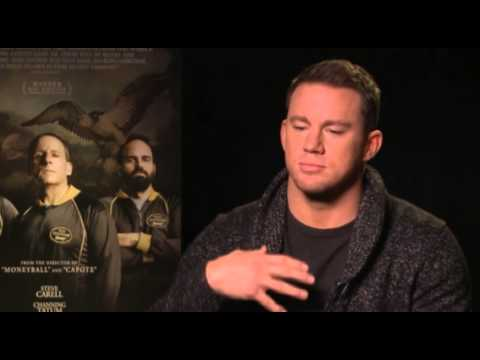 Channing Tatum wrestles with his painful role 'Foxcatcher': I really 'took a hit'