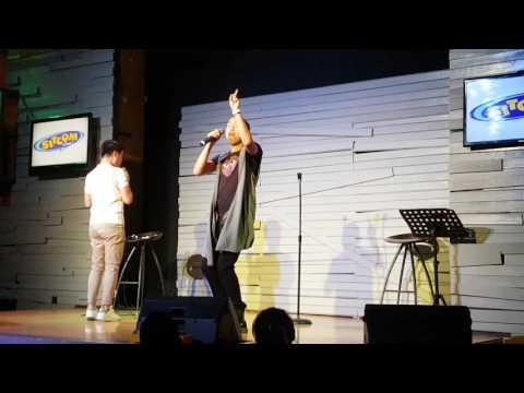 The Prayer by Chad Kinis & Echo - Sitcom Live!