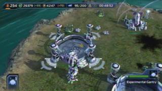 Supreme Commander 2 Xbox 360 Gameplay #3