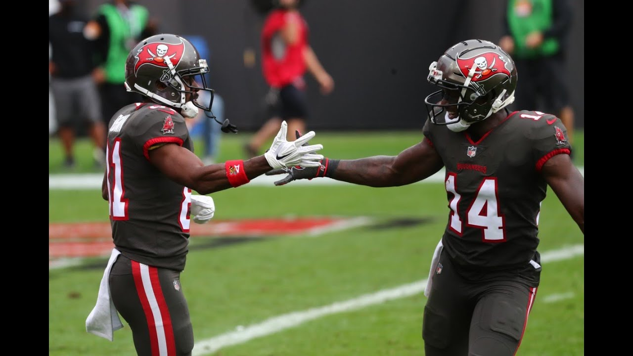 Tampa Bay Buccaneers WR Antonio Brown ruled out for NFC title ...