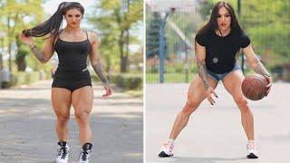 Dünyadaki En Güzel 7 Kadın Vücut Geliştirici