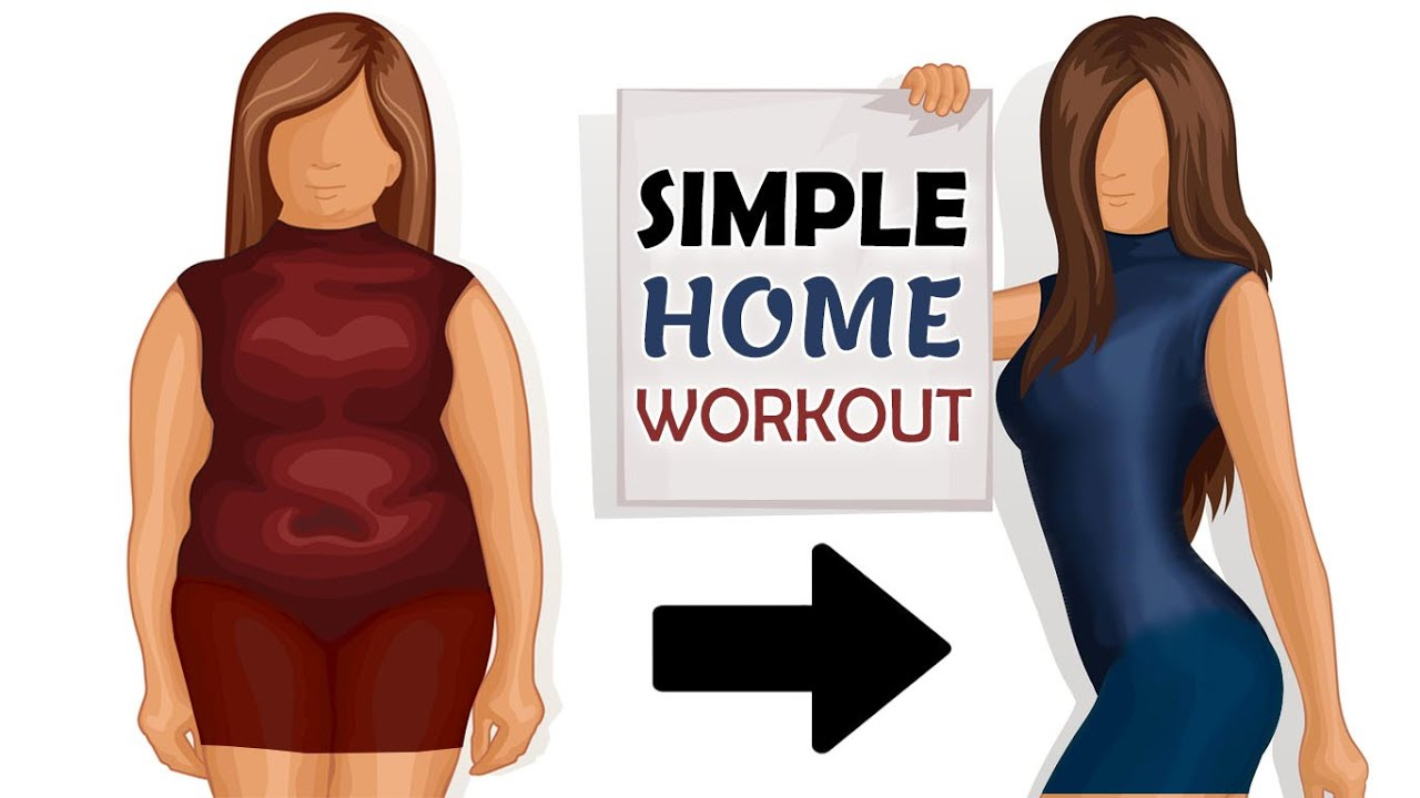 DO 2 SETS OF THIS SIMPLE WORKOUT EVERYDAY TO TRANSFORM YOUR BODY IN NO TIME