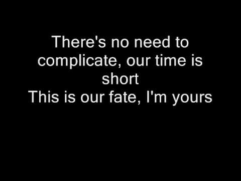 Jason Mraz - I'm Yours W/ Lyrics