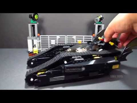 2007 LEGO Batman 7787 The Bat-Tank: The Riddler And Bane's ...