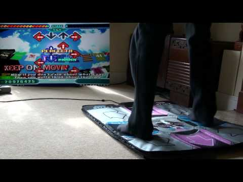 DDR: Keep On Movin' - AAA