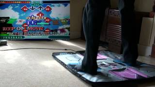 DDR: Keep On Movin