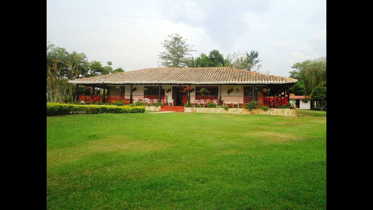 Casa campestre chinauta cundinamarca youtube for Casas campestres rusticas