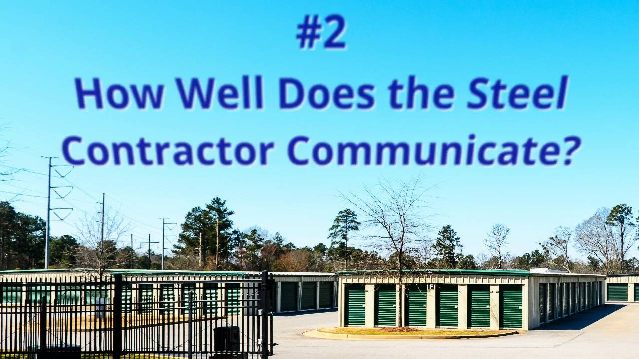 How to choose a steel building general contractor in for How to choose a building contractor