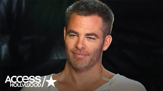 Chris Pine On