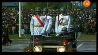 Reportaje Escuela Militar de Chile parte 2