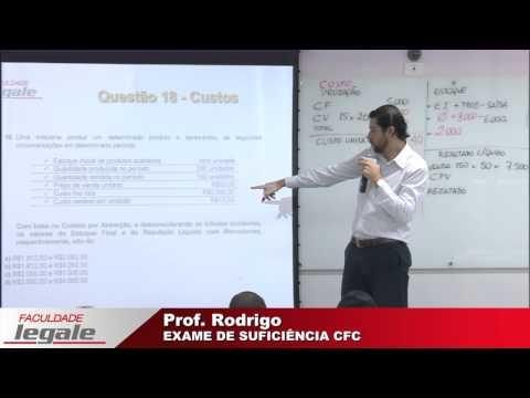 Видео Exame suficiencia cfc