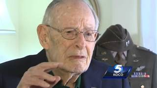 Full Interview: An Oklahoma WWII veteran receives France's highest military honor