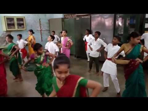 Rama Ho Rama Rama song choreographed by Mahesh Jadhav