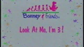 Video Barney & Friends: Look At Me, I'm 3! (Season 2, Episode 10) download MP3, 3GP, MP4, WEBM, AVI, FLV Maret 2018