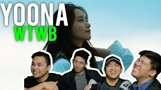 YOONA 34 WHEN THE WIND BLOWS 34 MV Reaction