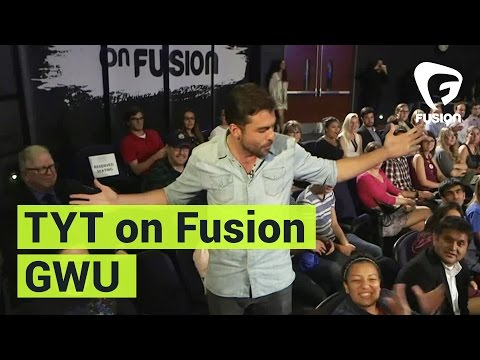 The Young Turks on Fusion | LIVE from George Washington University (Full Episode)