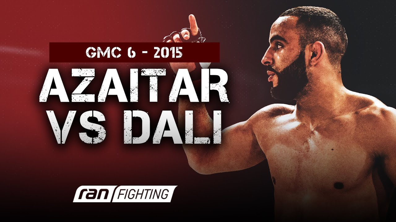FULL FIGHT: OTTMANN AZAITAR vs SERGE DALI @GMC 6 - ran FIGHTING