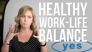 Http://youremploymentsolutions.com/blog/achieving-healthy-work-life-balance/ work-life balance is a concept that implies there's particular between...