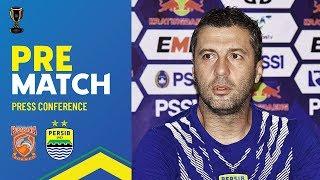 Download Video Pre-Match Press Conference Borneo FC - PERSIB (1st Leg Round 8 Piala Indonesia) MP3 3GP MP4